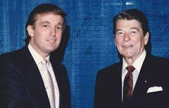 AMAZING! President Trump is Now More Popular than Ronald Reagan Among Republicans