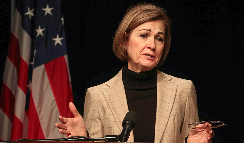 Iowa's governor beat the teachers unions and reopened schools. Here's how she did it. | American Enterprise Institute - AEI