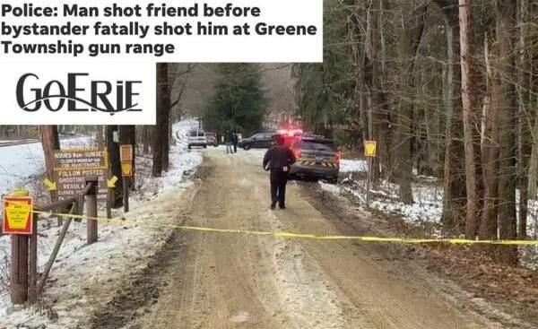 PA: Followup to Erie Gun Range Armed Samaritan Shooting, no Charges - Guns in the News