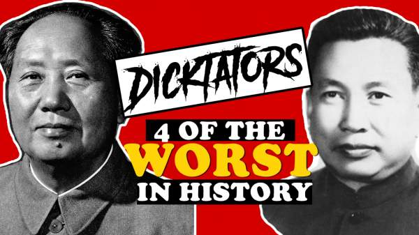 DickTators: 4 of the Worst Dictators and Tyrants in History