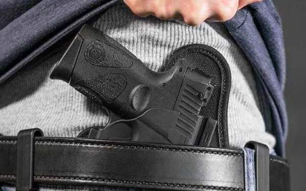 Turning Gun Owners Into Felons - Redoubt News