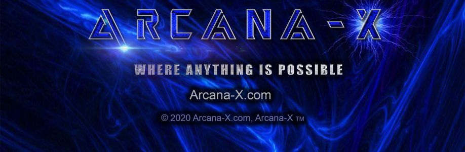 Arcana-X Cover Image