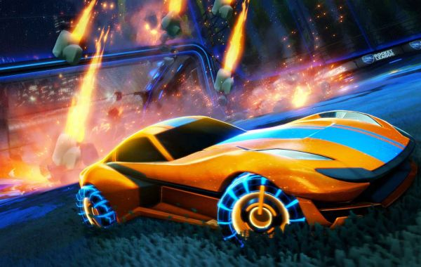 A part of a loose update coming alongside Rocket League
