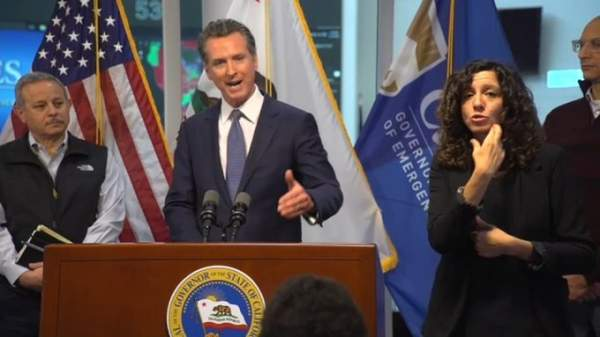 """Newsom Recall Now """"Unavoidable"""" - Newsom's Poll Numbers Tank, More Than 1.4 Million Signatures Collected in Recall Effort"""
