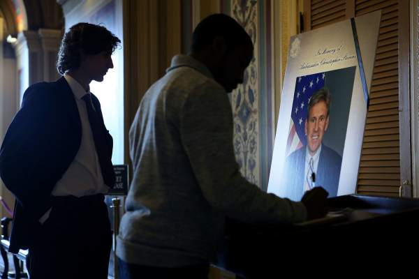 Was the American Ambassador in Libya Raped Before Being Killed?