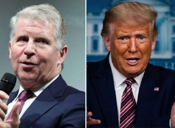 Supreme Court Rules Trump's Taxes Can Be Turned Over to Far Left Hatchet Man Cy Vance to Find Something to Charge Him With