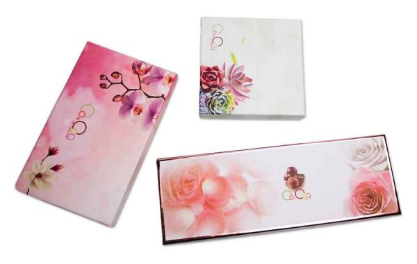 Material Types of Custom Paper Packaging Box