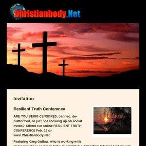 Resilient Truth Invitation