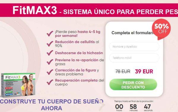 fitmax3spain