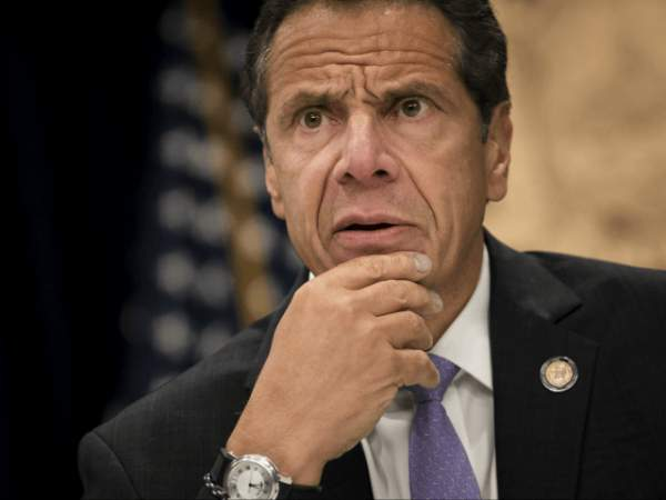 Report: Cuomo Hid COVID-19 Nursing Home Deaths to Avoid Investigation