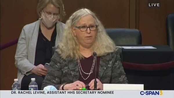 Rand Paul Confronts Biden's Transgender Nominee for Assistant HHS Secretary Over Genital Mutilation