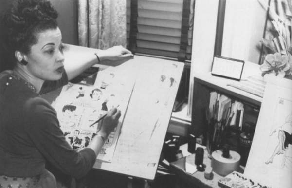 Jackie Ormes: First African-American Female Cartoonist - Owlcation - Education