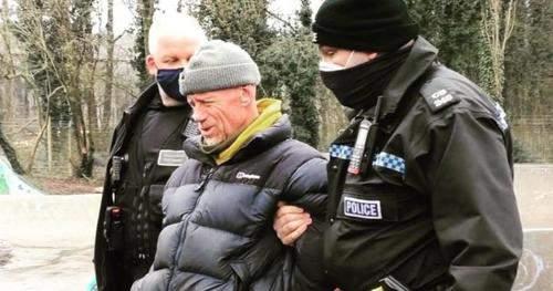 UK COVID Cops Arrest Man For Handing Out Free Soup | ZeroHedge