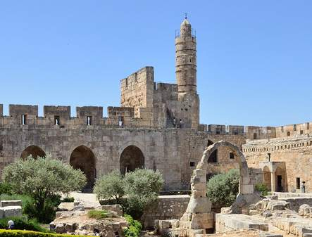 The Tower of David Museum uncovers hidden treasures and secrets of Jerusalem's past - US CHRISTIAN