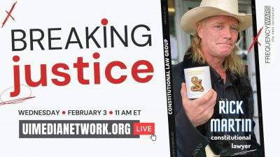 Breaking Justice - UI Media Network: Raising the Frequency