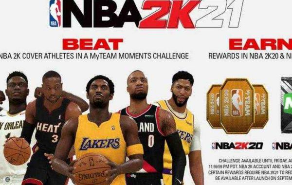 NBA 2K21 Next Generation on Xbox collection X is a fantastic addition