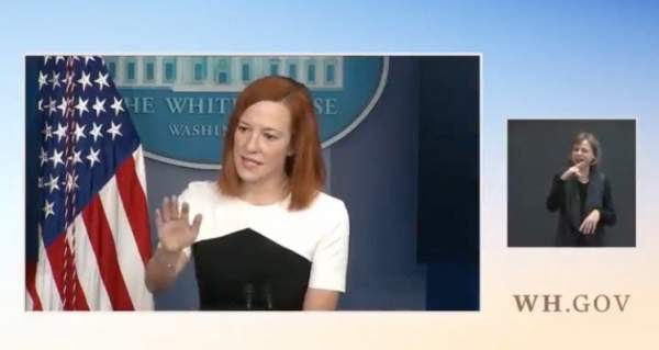 Psaki Gets Testy with Peter Doocy, Says Biden Admin Putting Kids in Cages is 'Not Keeping Kids in Cages' - Blames Covid (VIDEO)