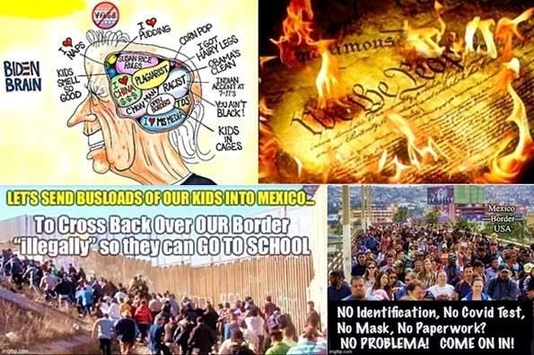 SlantRight 2.0: This Is Joe Biden's Border Crisis