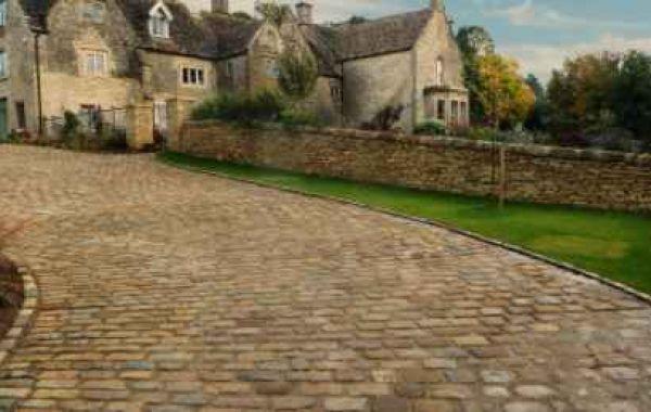 Yorkstone for Driveways