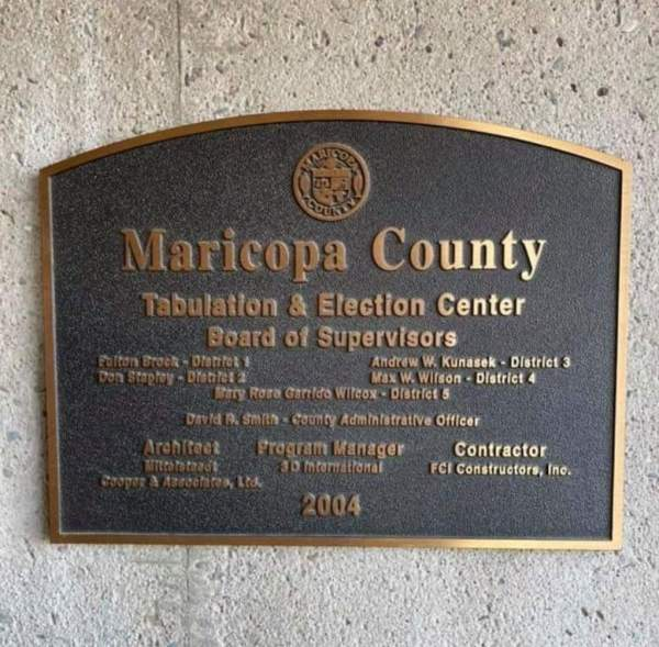 Early Indications Are That Ballots Found Shredded in Maricopa County Dumpster Are Completed Ballots from the 2020 Election