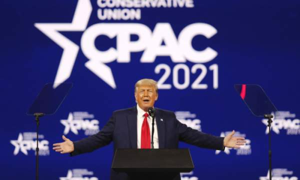 Public Advocate Posts FORBIDDEN President Trump CPAC SPEECH deleted by Youtube | Public Advocate of the U.S.
