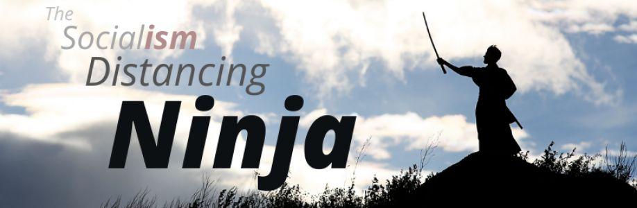 The Socialism Distancing Ninja Cover Image