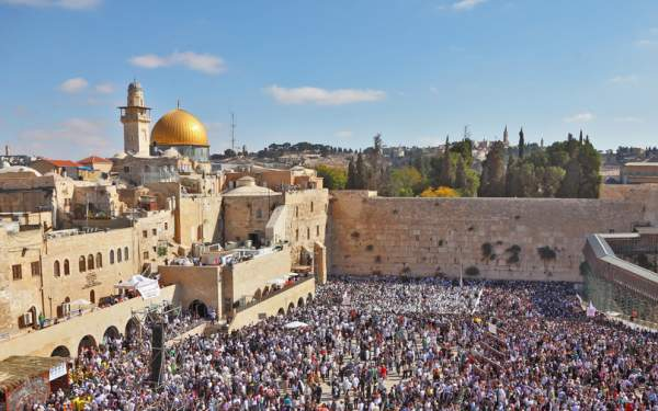 Israel, God's Timepiece - UK CHRISTIAN