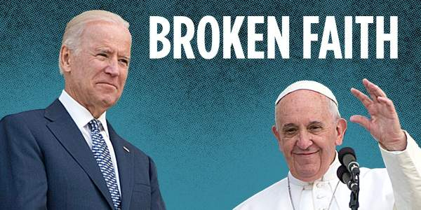 Brian Mark Weber: Joe Biden Is a Bad Catholic — The Patriot Post