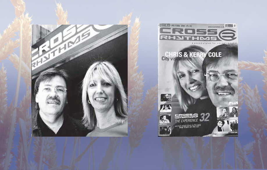 UK Christian media forerunners, Chris and Kerry Cole share their extraordinary journey - UK CHRISTIAN