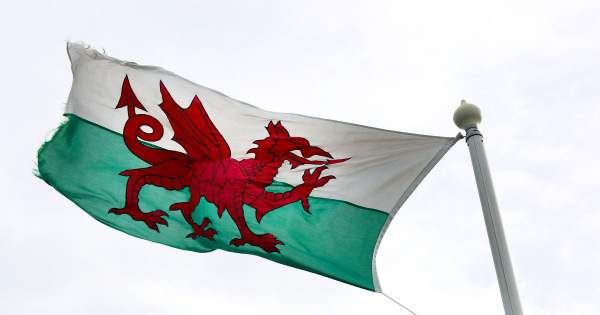 The Welsh flag has been voted the coolest looking flag in the world - North Wales Live