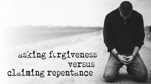 Asking Forgiveness vs Claiming Repentance - A Study with OneSource Ministries