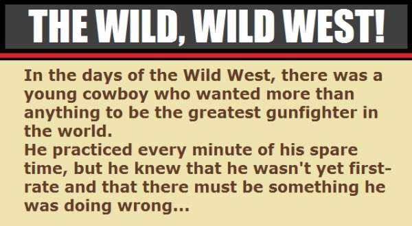THIS Is What Happens When You Mess Around In The Wild, Wild West... This Is CLASSIC!