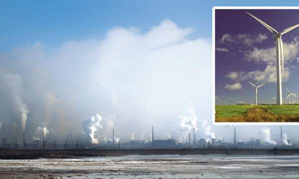 In China, the true cost of Britain's clean, green wind power experiment: Pollution on a disastrous scale   Daily Mail Online