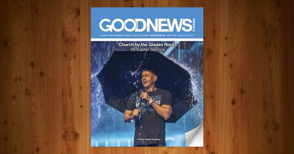 Good News - March 2021