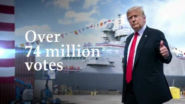 President Donald Trump Got the Most Votes in the History of The United States of America