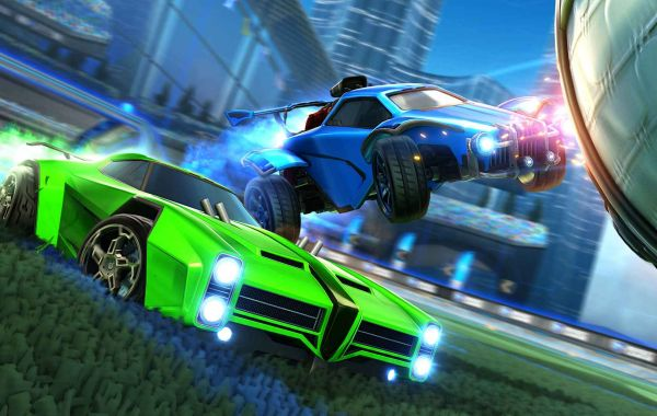 Rocket League have to be seeing a bumper crop of new players