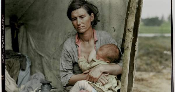 Over 100 Historic Colorized Photographs in One Book