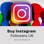 Buy Instagram Followers UK Profile Picture