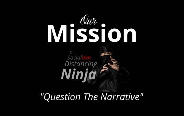 The Socialism Distancing Ninja