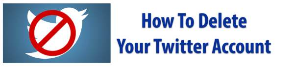 How to delete your Twitter account - IT Master Services Sparks, Nevada