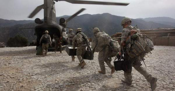 U.S. intel community walks back claim Russia put bounties on American troops in Afghanistan, report   Just The News