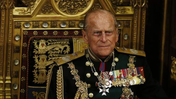 Prince Philip dies at 99 | TheHill