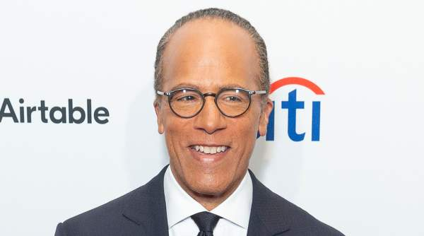 NBC News Anchor Lester Holt Says It Is Only Necessary to Report Liberal Side of News - Great American Politics