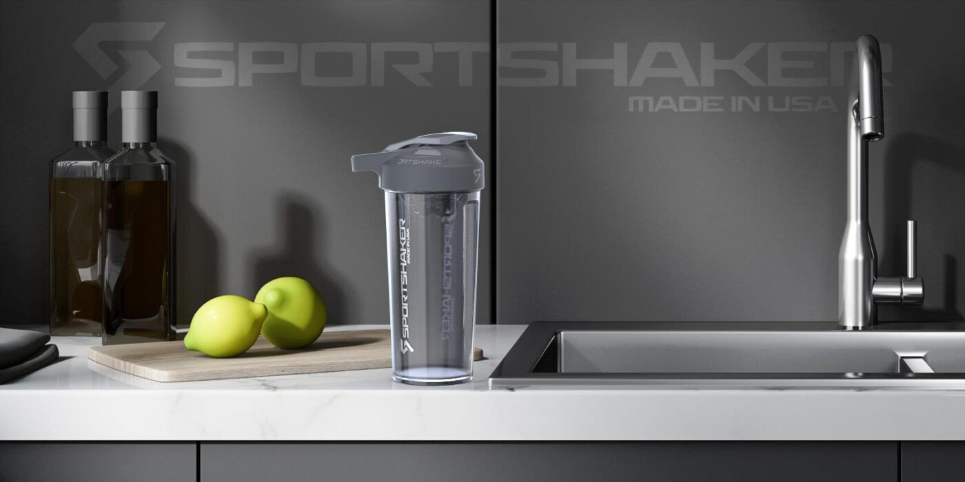 SportShaker USA: 100% Made in USA and FDA Approved