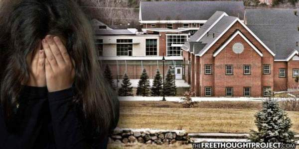 New Hampshire: Massive Child Sex Ring Busted At State Youth Facility - Hundreds Of Kids Tortured & Raped - The Washington Standard