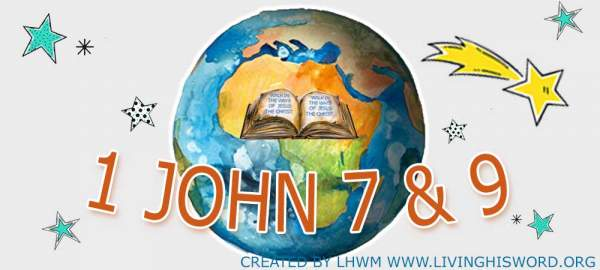 The way of a True Believer, includes repentance and our walk. 1 John 1:7&9 | Living His Word
