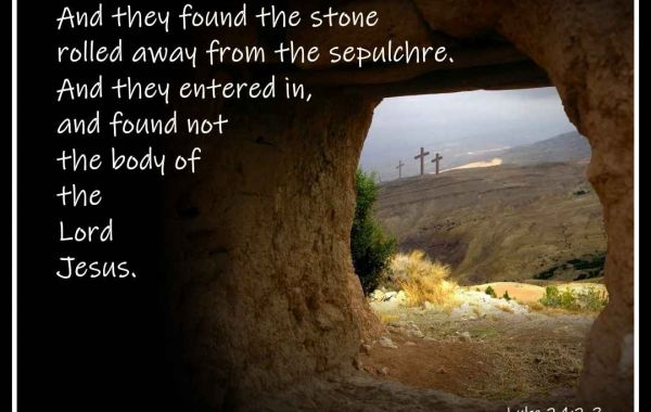 The Three Resurrections Part 1 The First Resurrection - Luke 24:1-12