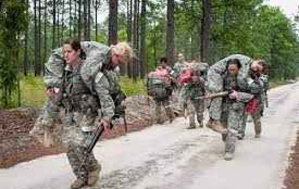 Females in Combat Arms MOSs