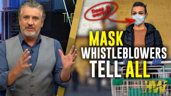 MASK WHISTLEBLOWERS TELL ALL - The Highwire