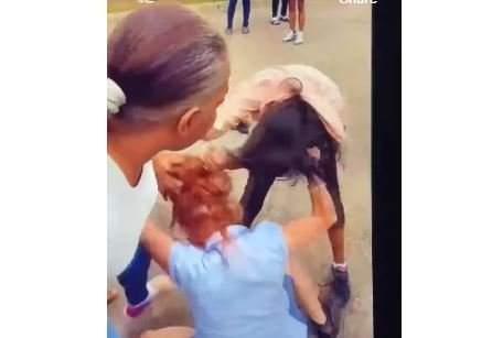 BRUTAL: Female Postal Worker Viciously Beaten in Flint, Michigan Over Delayed Stimulus Checks (VIDEO)